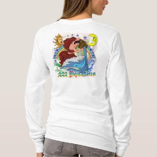T-shirt Dos Verseau-Avant