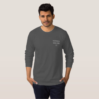 T-shirt Douille du Jersey de PROTECTION longue
