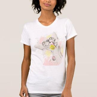 T-shirt 💛💙💛 doux de la vie de 💛💙💛