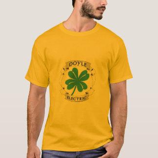T-shirt Doyle électrique