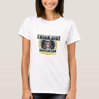 T-shirt Dr. Ben Carson pour le président