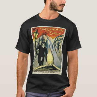 T-shirt Dr. Caligari de DES de Cabinet de DAS