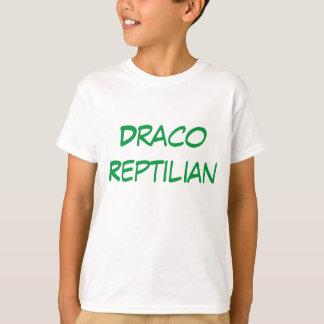 T-shirt draco reptile