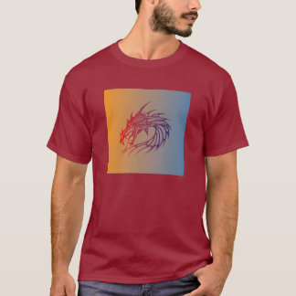 T-shirt dragon