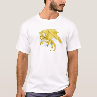 T-shirt Dragon barbu de dragon