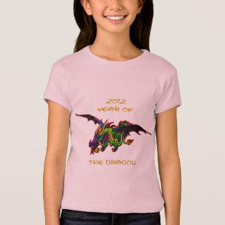T-shirt Dragon de vol féroce d'amusement