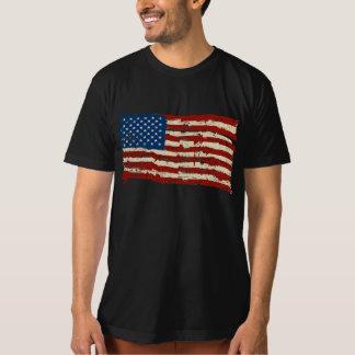 T-shirt drapeau américain - Etats-Unis