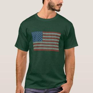 T-shirt Drapeau athée des Etats-Unis