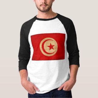 T-shirt Drapeau de la Tunisie