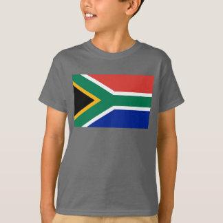 T-shirt Drapeau de l'Afrique du Sud
