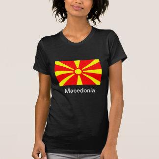 T-shirt Drapeau de Macédoine