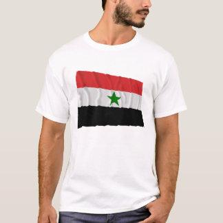 T-shirt Drapeau de ondulation du Yémen (1962-1990)