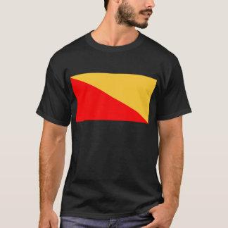T-shirt Drapeau de Palerme