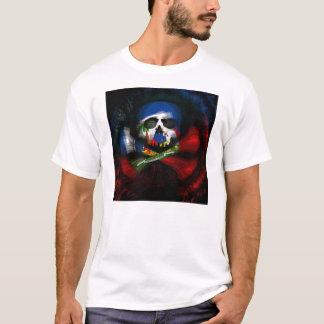 T-shirt Drapeau de pirate haïtien