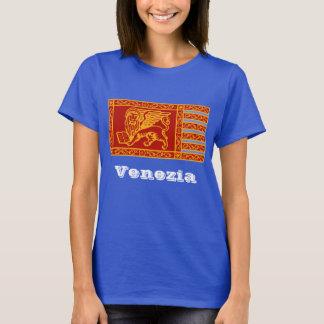 T-shirt Drapeau de Venise
