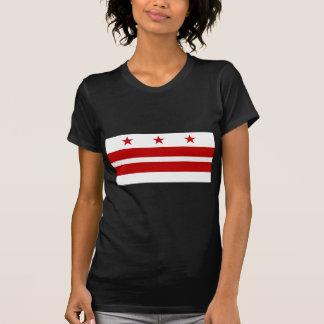 T-shirt Drapeau de Washington DC