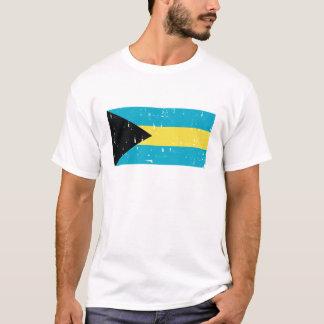 T-shirt Drapeau des Bahamas