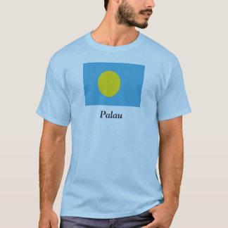 T-shirt Drapeau des Palaos