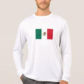 T-shirt Drapeau du Mexique