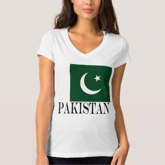 T-shirt Drapeau du Pakistan