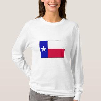 T-shirt Drapeau du Texas