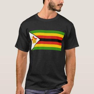 T-shirt Drapeau du Zimbabwe