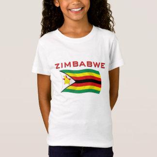 T-Shirt Drapeau national du Zimbabwe (1)