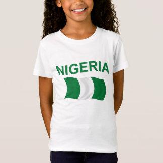 T-Shirt Drapeau nigérien