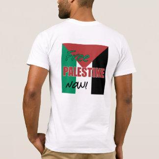 T-shirt Drapeau palestinien libre de la Palestine