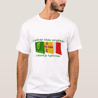 T-shirt Drapeaux de Tyrone du comté