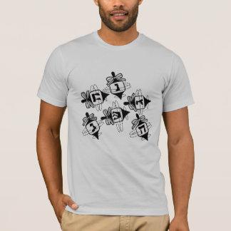 T-shirt Dreidels