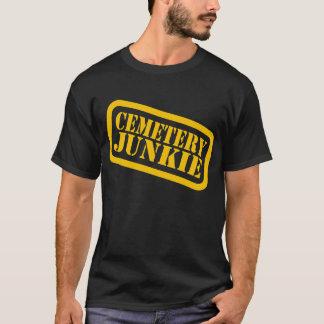 T-shirt Drogué de cimetière
