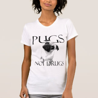 T-shirt Drogues de carlins pas