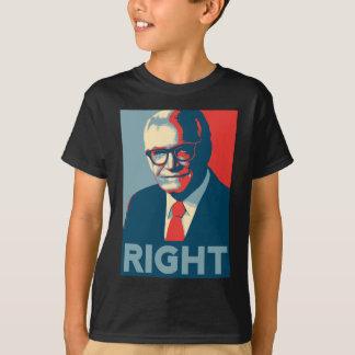T-shirt Droit de Barry Goldwater