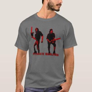 T-shirt Droit de soutenir des tronçonneuses