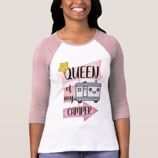 T-shirt drôle campant de mode de vie de RVing de