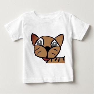 T-shirt drôle de bébé de chat