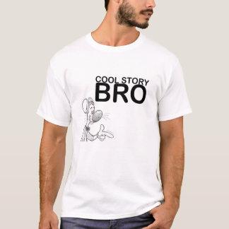 T-shirt drôle de bro frais d'histoire