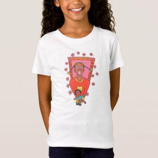 T-shirt drôle de fille