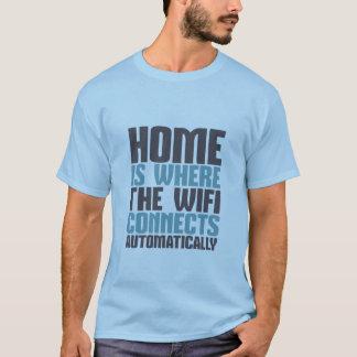 T-shirt drôle de geek d'ordinateur