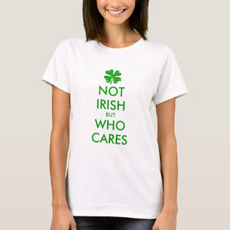 T-shirt drôle de Jour de la Saint Patrick pour les