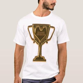 T-shirt drôle de mari de trophée