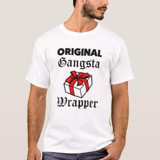 T-shirt drôle de Noël d'emballage original de
