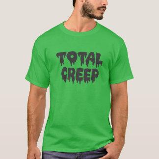T-shirt drôle graphique de fluage total