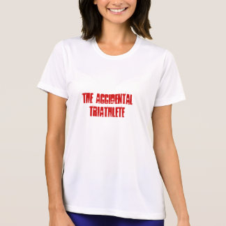 T-shirt drôle pour le Triathlete accidentel