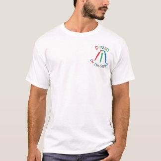 T-shirt Druide dans la formation - avant/arrière