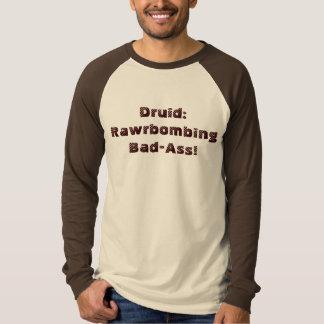 T-shirt Druide : Mauvais-Âne de Rawrbombing !