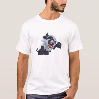 T-shirt Druide sauvage de chat