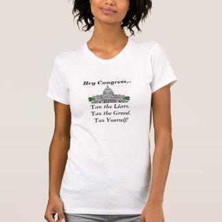 T-shirt du congrès des impôts vous-même