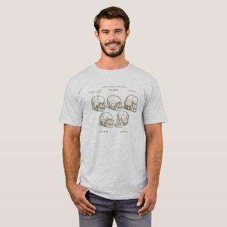 T-shirt du crâne de Vesalius